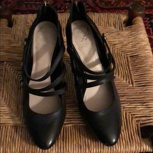 Vince Camuto Stilletto Heels Like New!